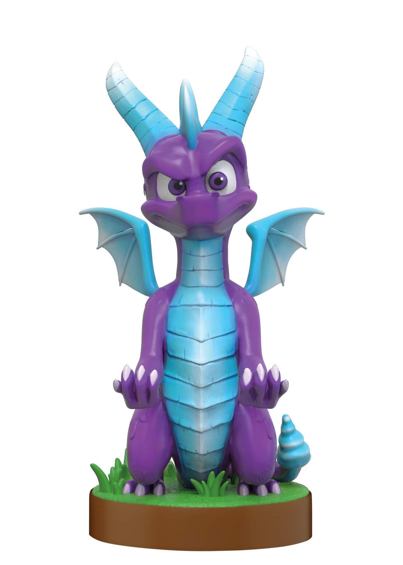 Spyro the Dragon Cable Guy Ice Spyro 20 cm