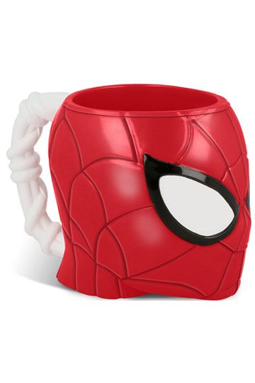 Spiderman Cup 3D