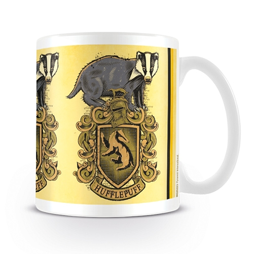 Harry Potter Boxed Mug Hufflepuff Badger Crest