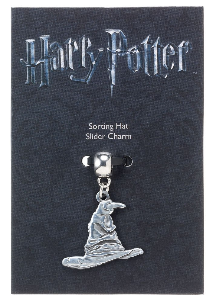 Harry Potter Charm Sorting Hat (silver plated)