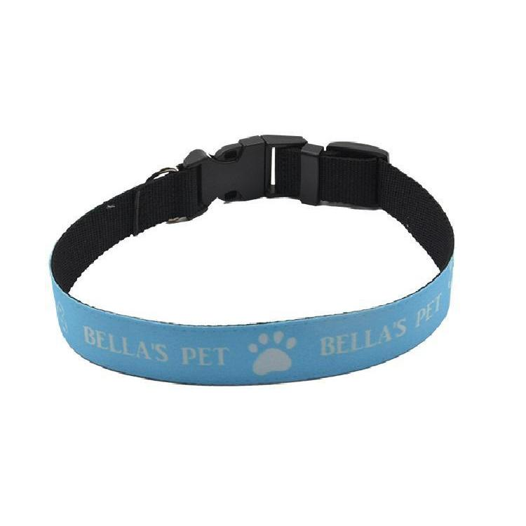 PET COLLAR MEDIUM 70X2.5CM
