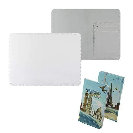 PASSPORT HOLDER WHITE