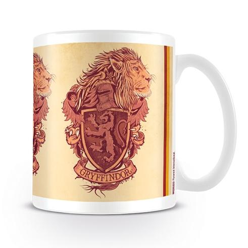 Harry Potter Boxed Mug Gryffindor Lion Crest