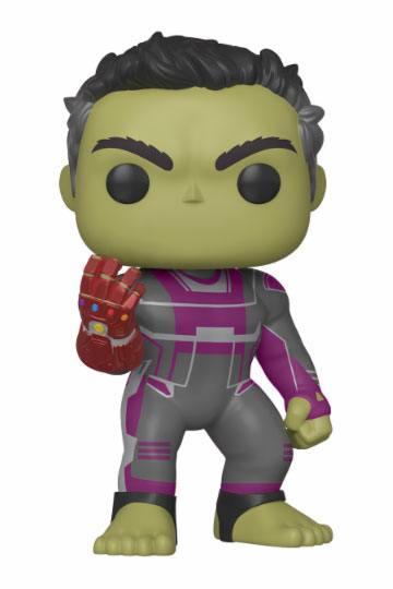 Avengers: Endgame Oversized POP! Movies Vinyl Figure Hulk 15 cm