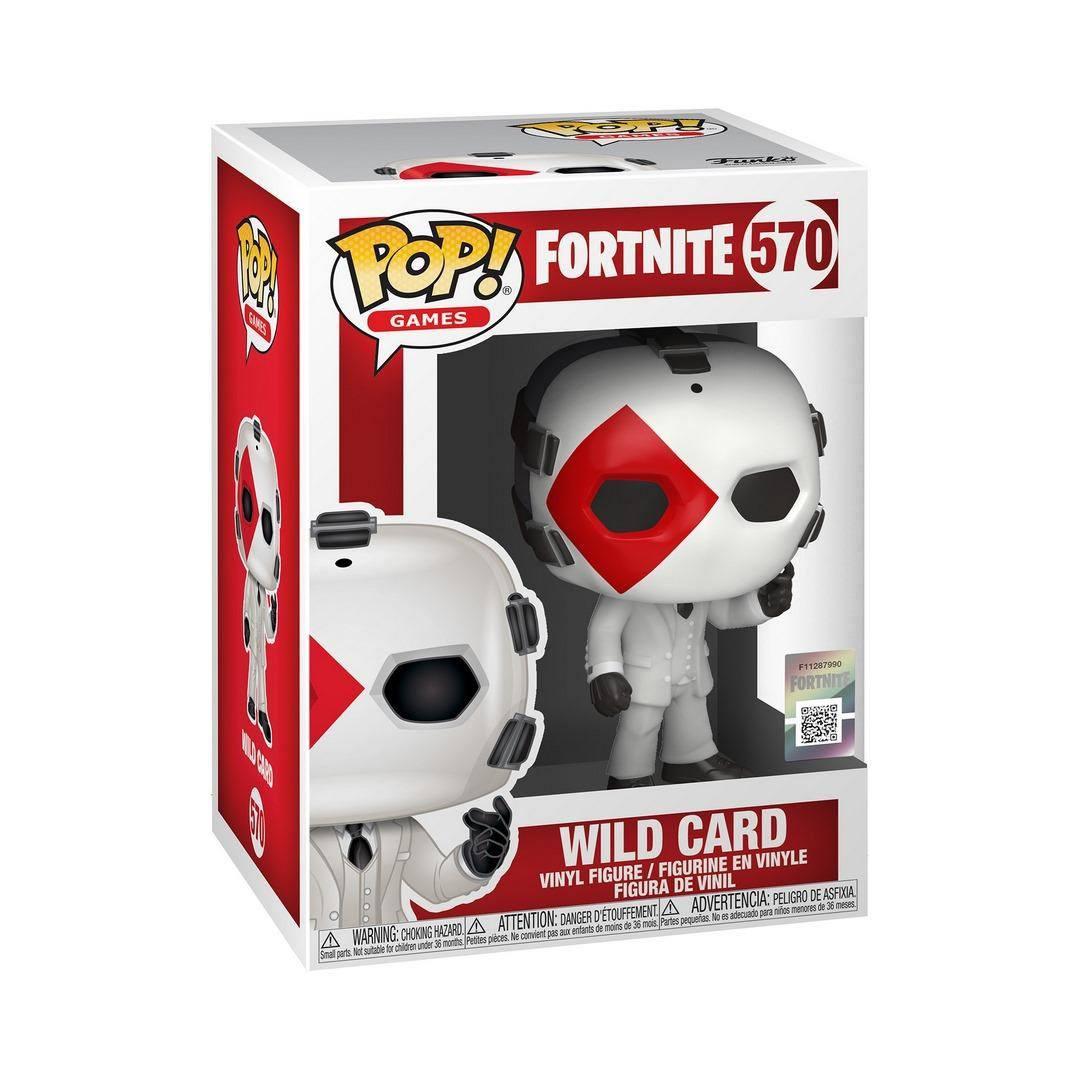 Fortnite POP! Games Vinyl Figure Wild Card (Diamond) 9 cm