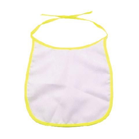 Yellow Baby Bib