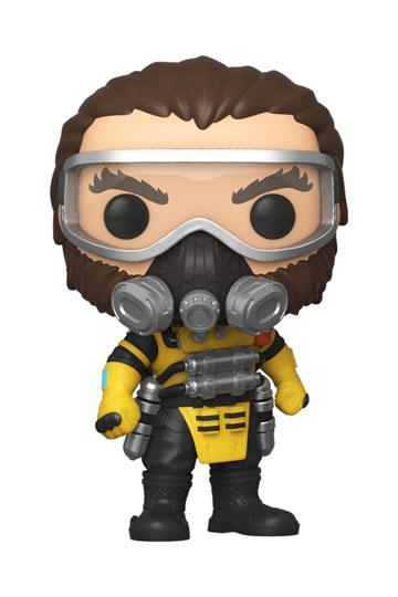 Apex Legends POP! Games Vinyl Figure Caustic 9 cm