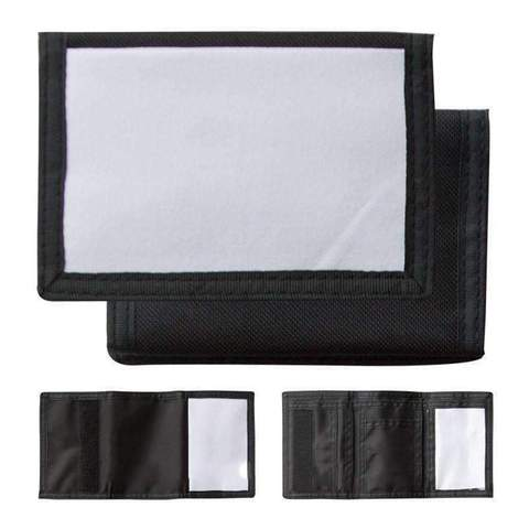NYLON WALLET BLACK