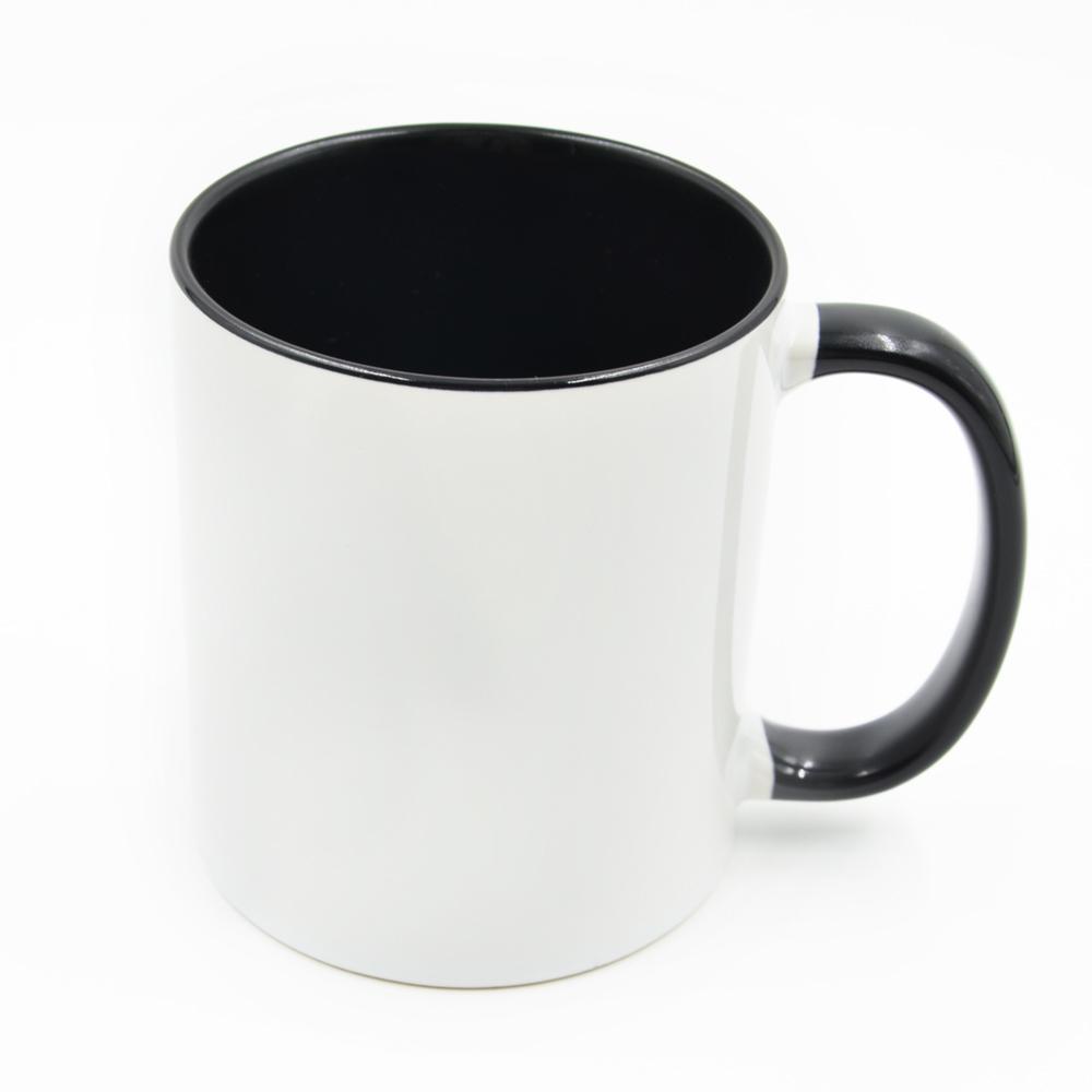 BLACK COLOURED INNER MUG