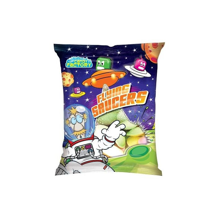 Flying Saucers Bags 47g
