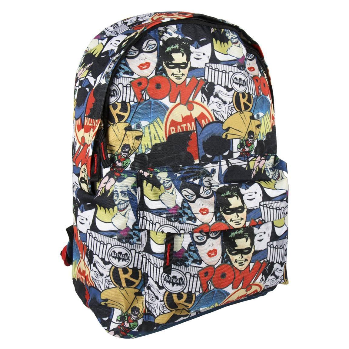 DC Comics High School Backpack Batman 41 cm