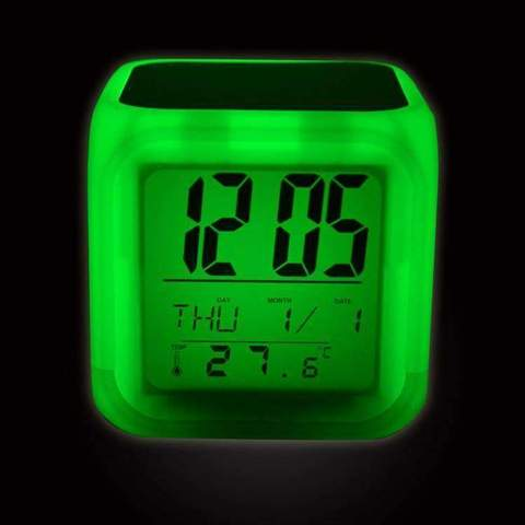 Personalised Alarm Clock