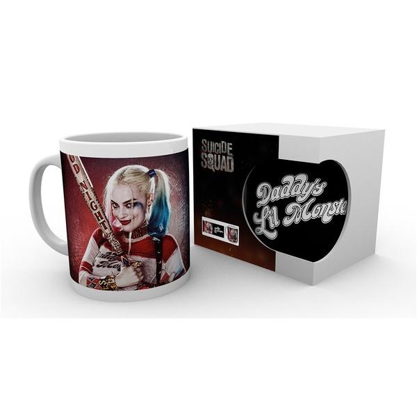 Suicide Squad Boxed Mug Harley Quinn