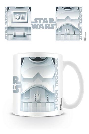 Star Wars Mug Stormtrooper Torso