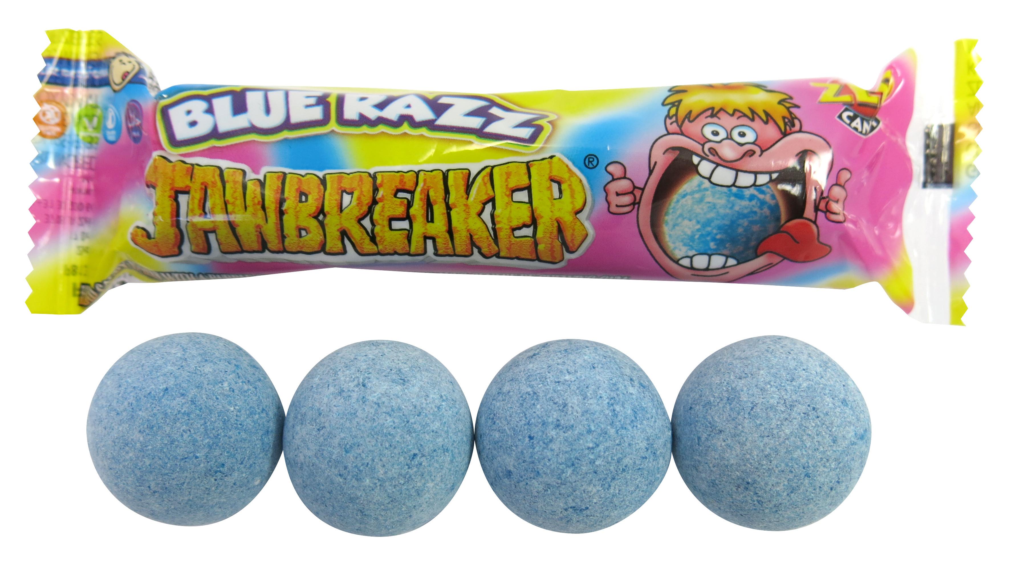 Blue Razz Jawbreaker