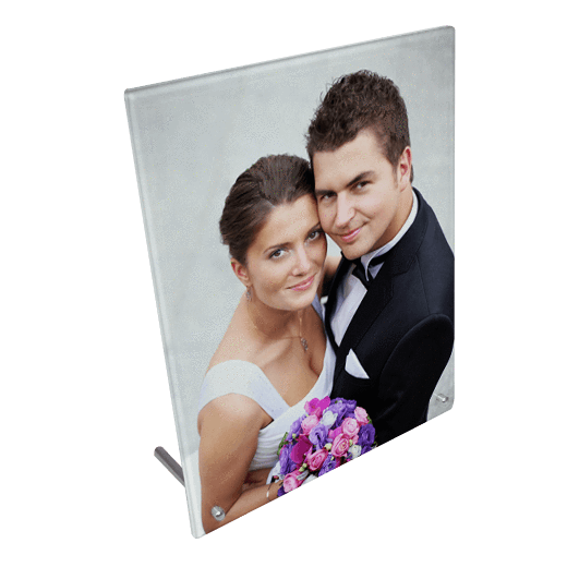 "8X10"" TOUGHENED GLASS FRAME"