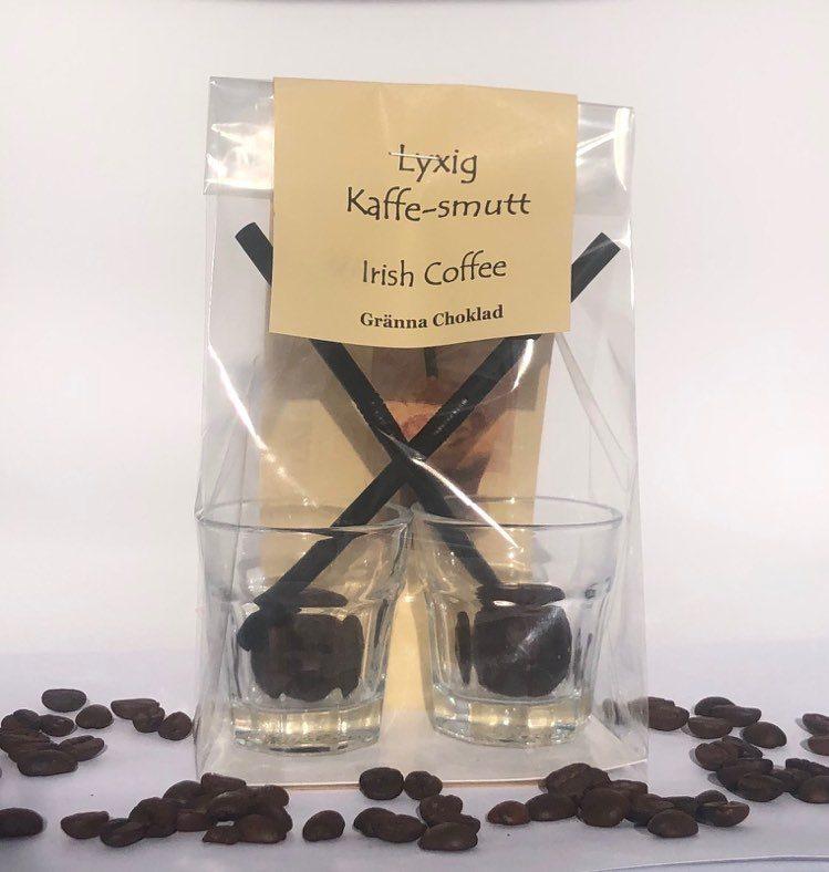 Kaffe-smutt 2-pack
