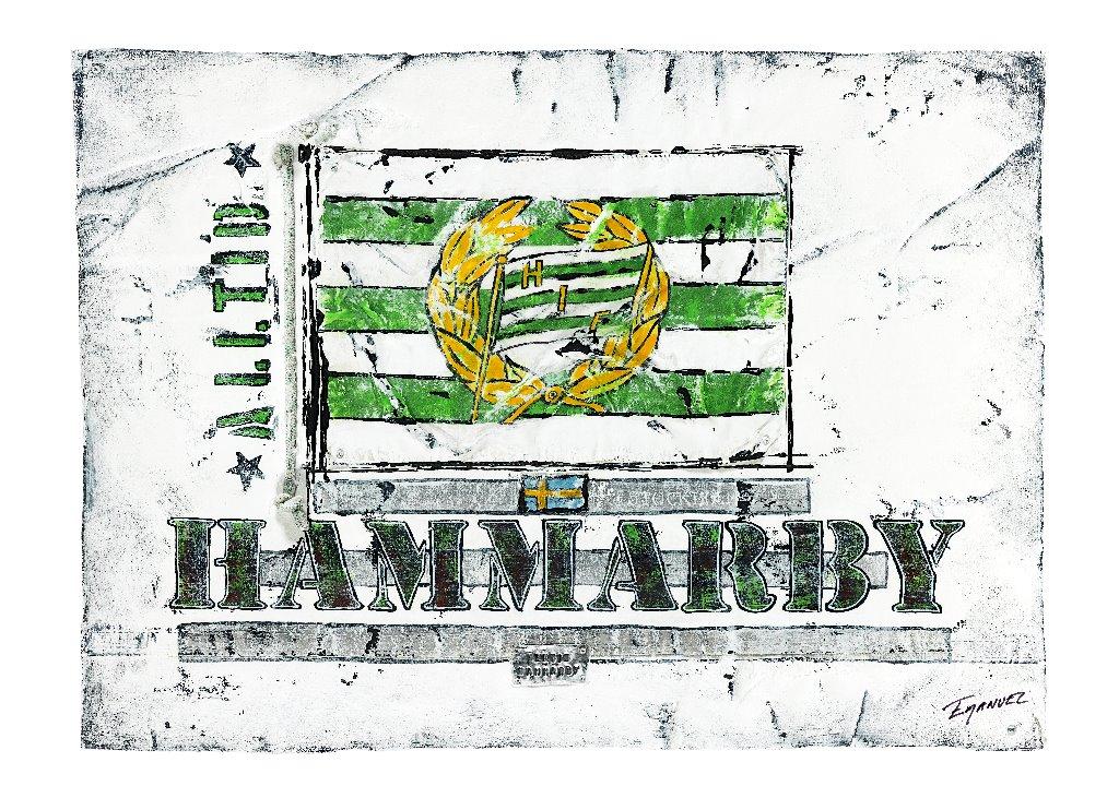 Alltid Hammarby - Poster
