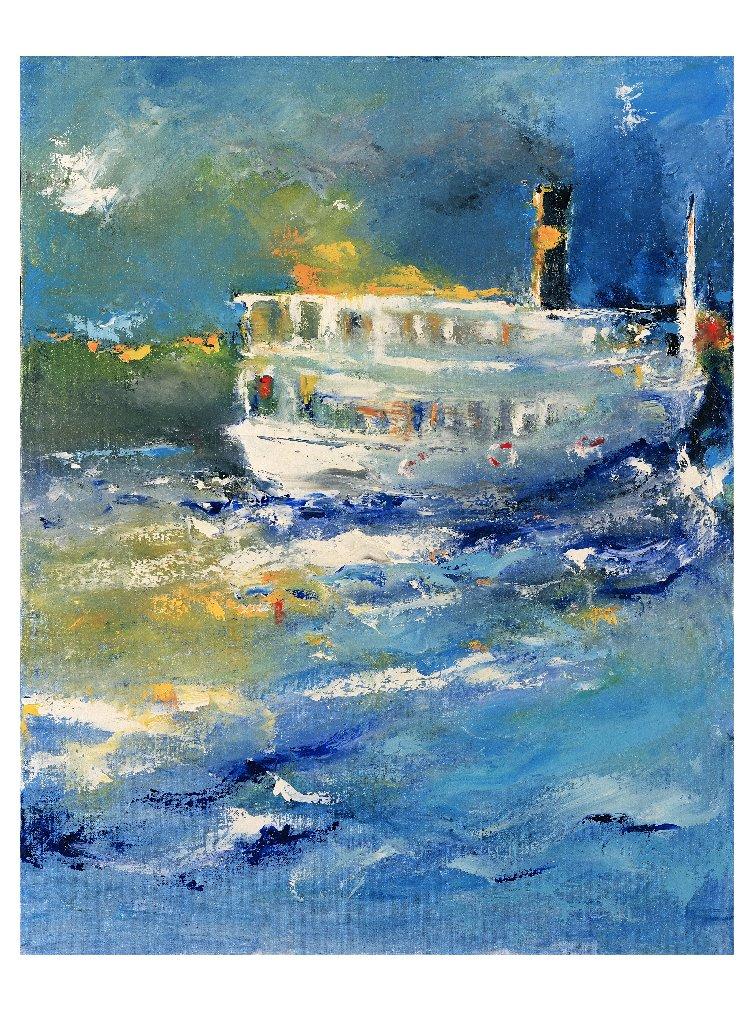 Karl Höglund - Waxholmsbåten