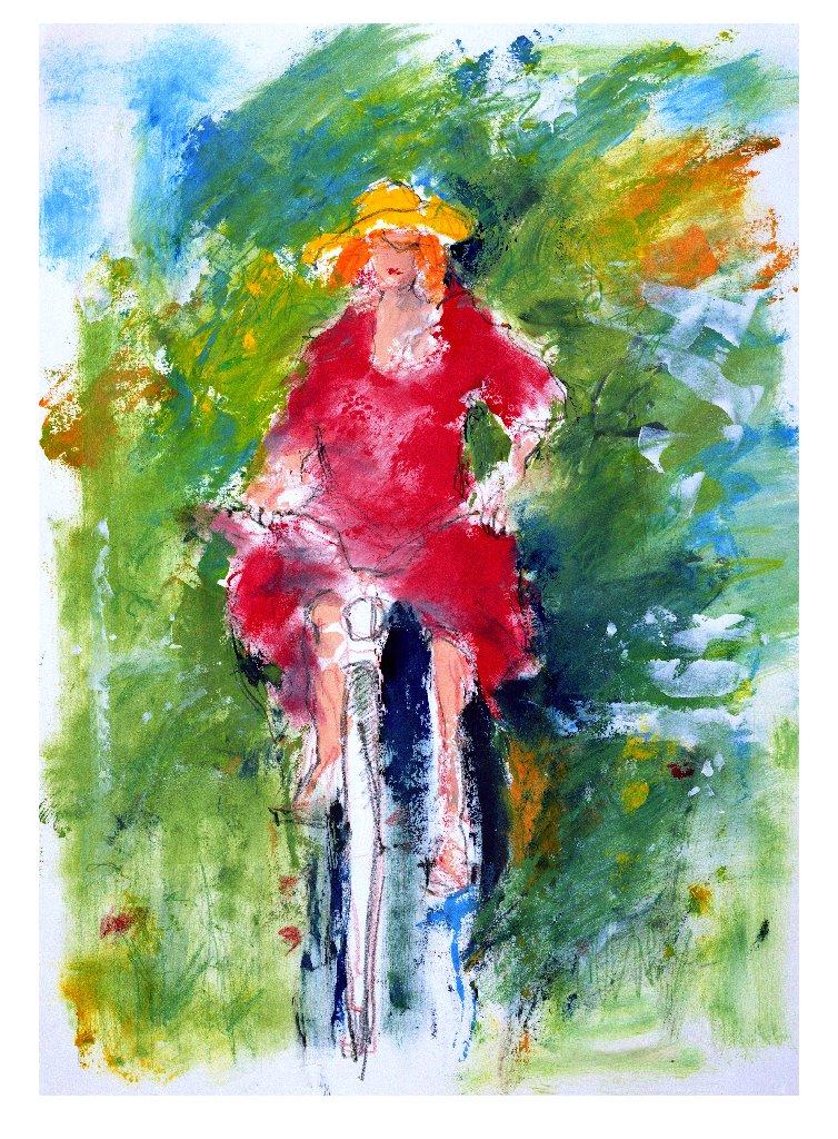 Karl Höglund - Cyklist