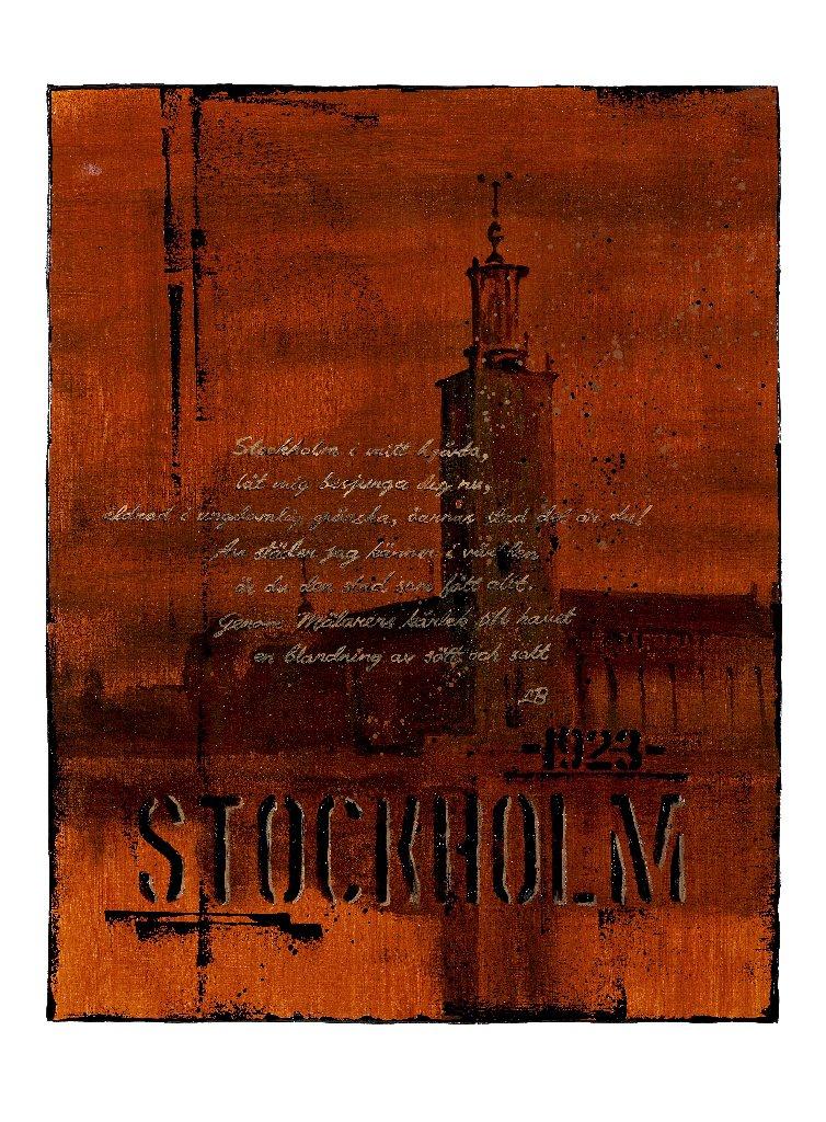 Emanuel - Stockholm Brun