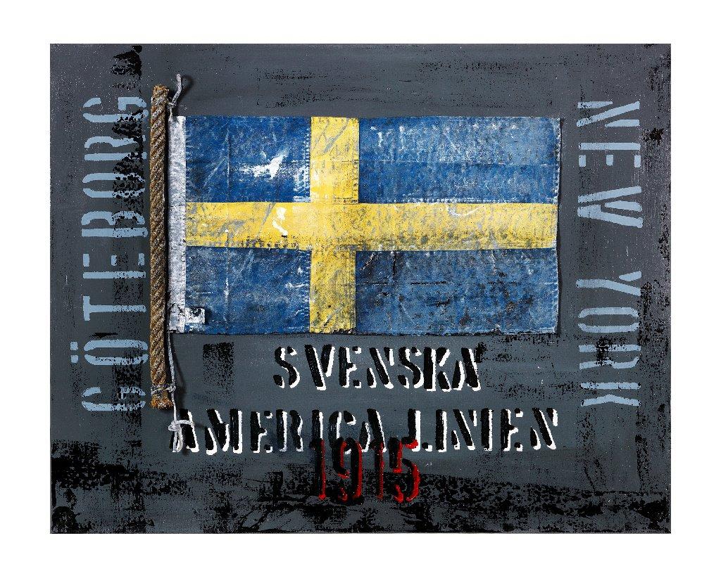 Emanuel - Svenska Amerika Linien 1915