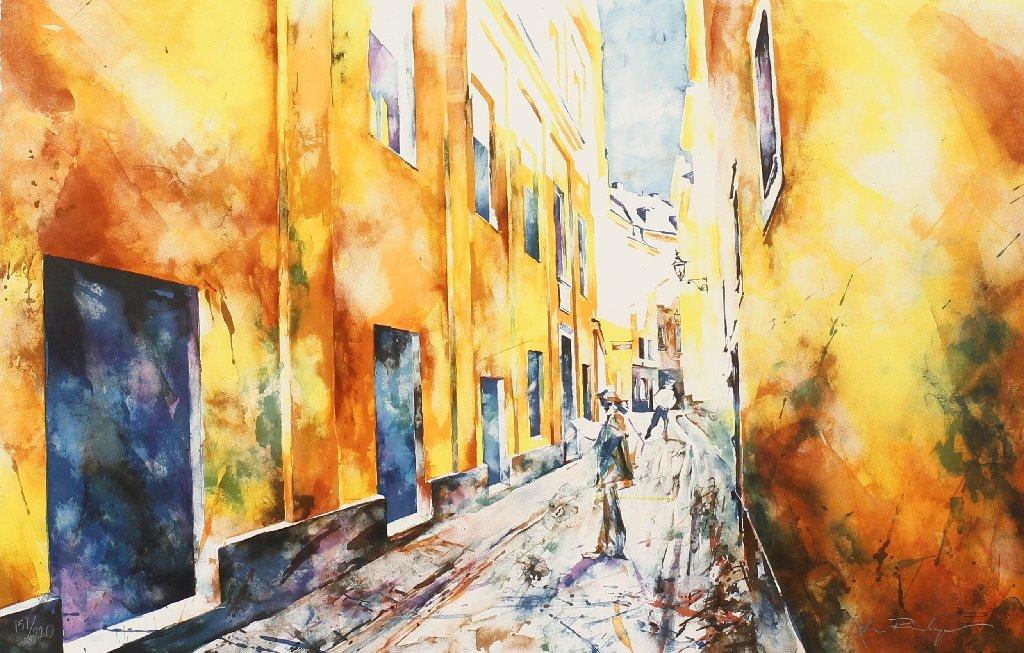 John Rosshagen - Stockholmsgränd