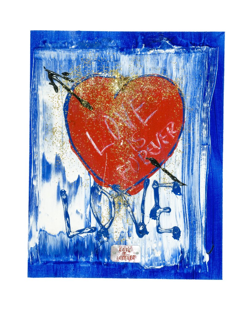 Emanuel - Love Red and Blue