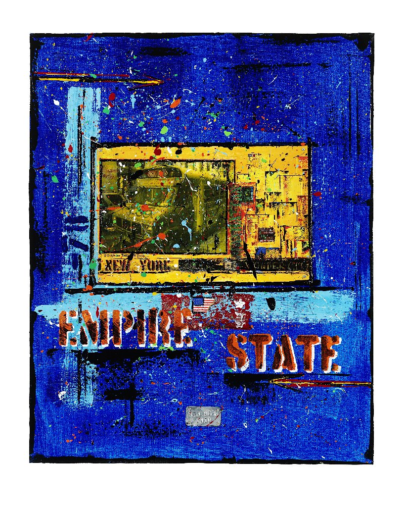 Emanuel - Empire State Blue