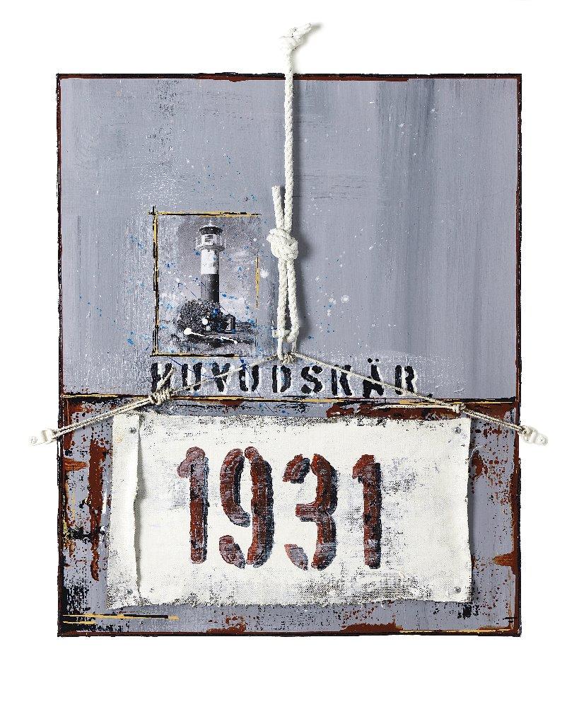 Emanuel - Huvudskär 1931