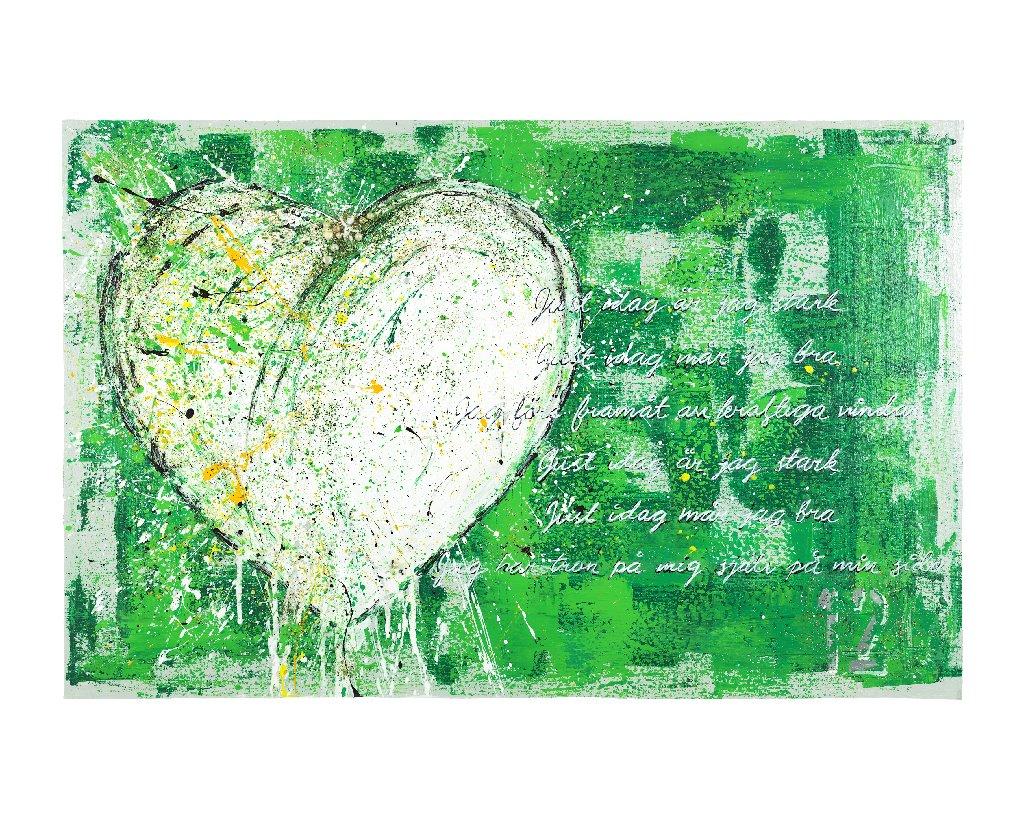 Grönvit Kärlek