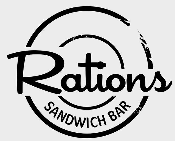 Rations sandwich bar