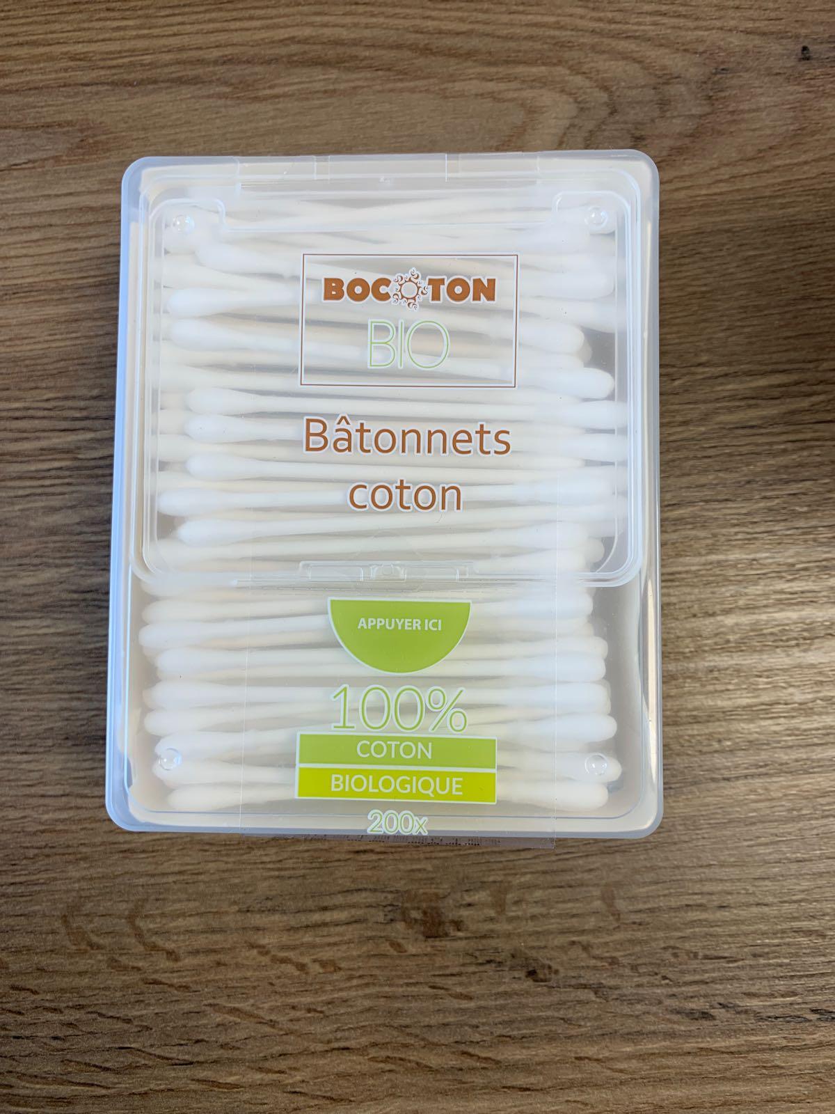Bocton Bomullstops