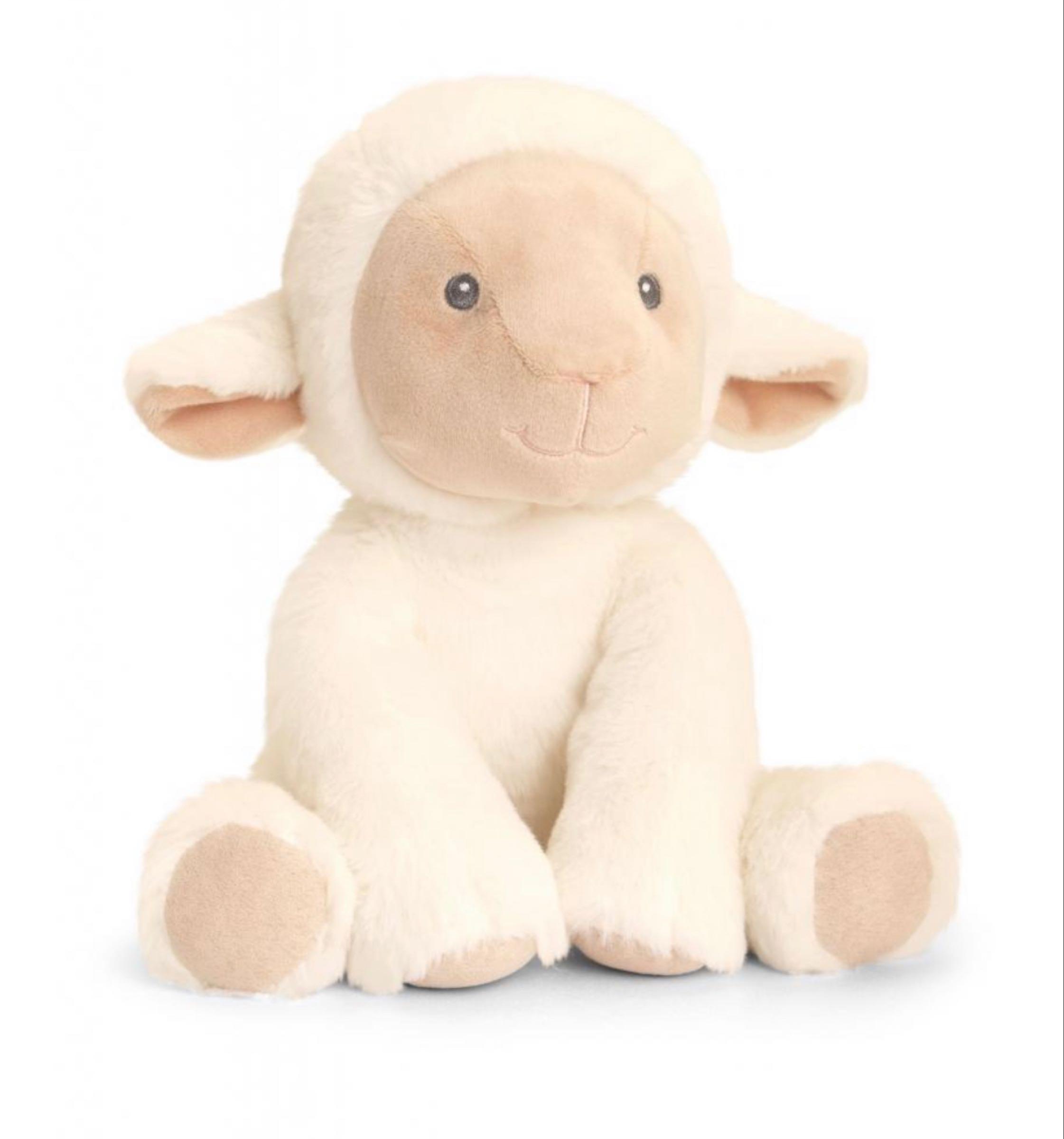 25cm Eco Lullaby Lamb