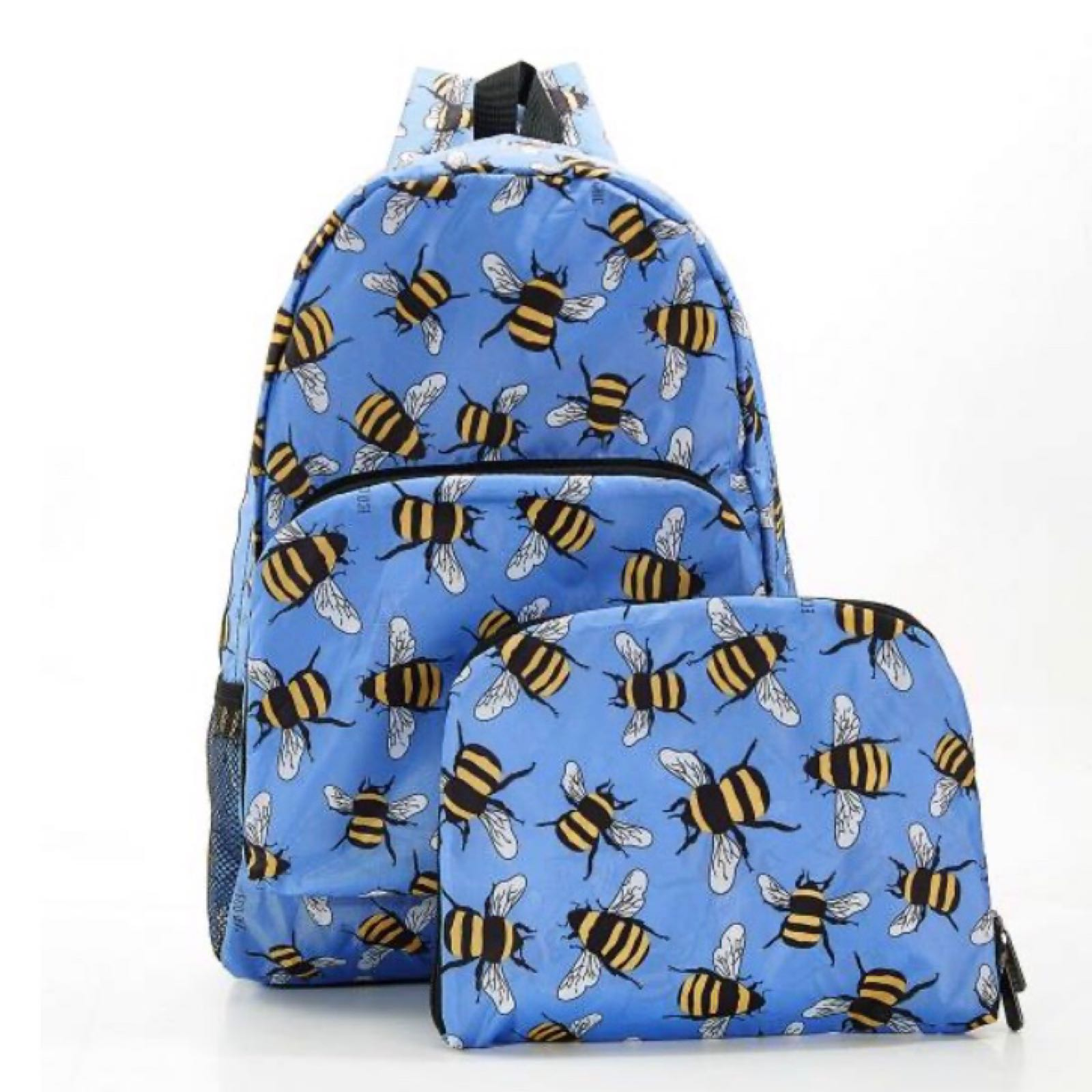 'Bees' Foldable Backpack