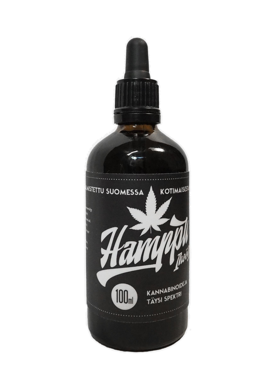 Hempaattinen ihoöljy 100 ml