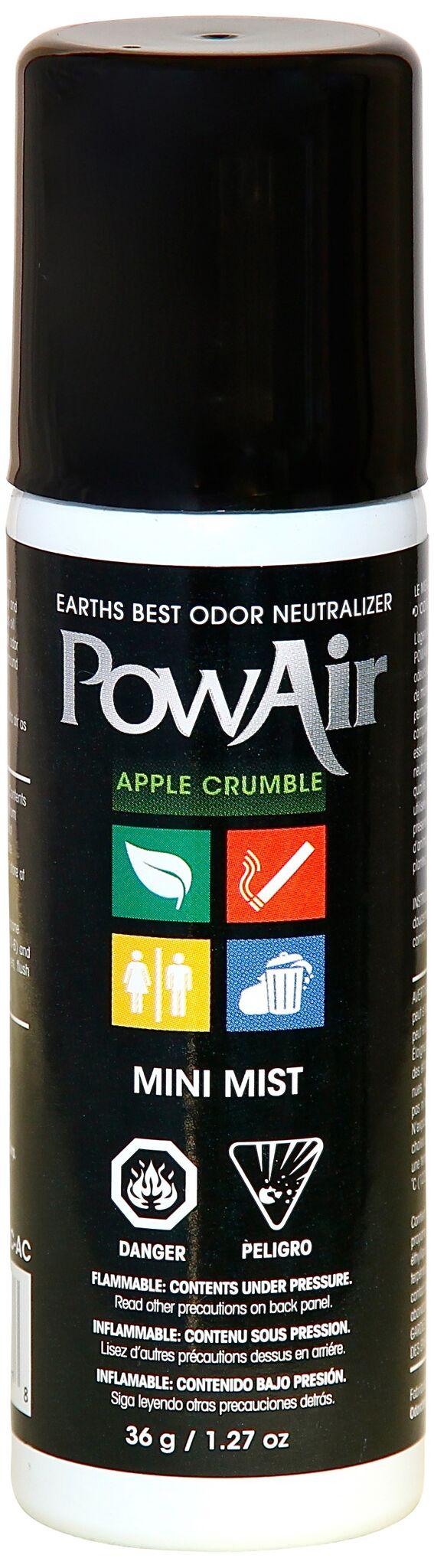 Powair Minimist Apple Crumble 36g
