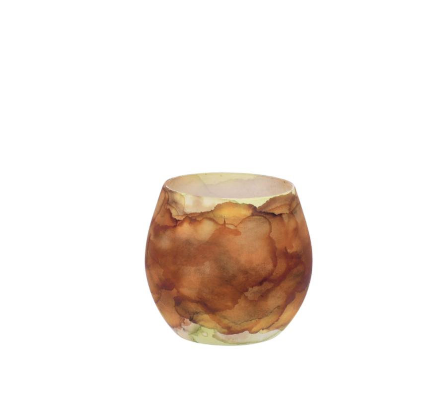 Karly : glass telys
