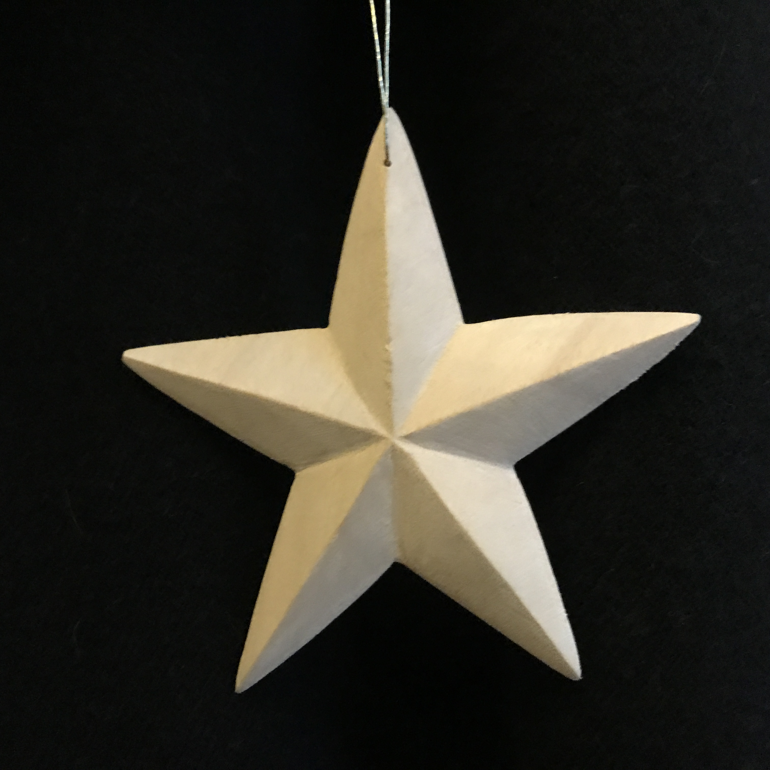 Stjerne i tre : håndlaget