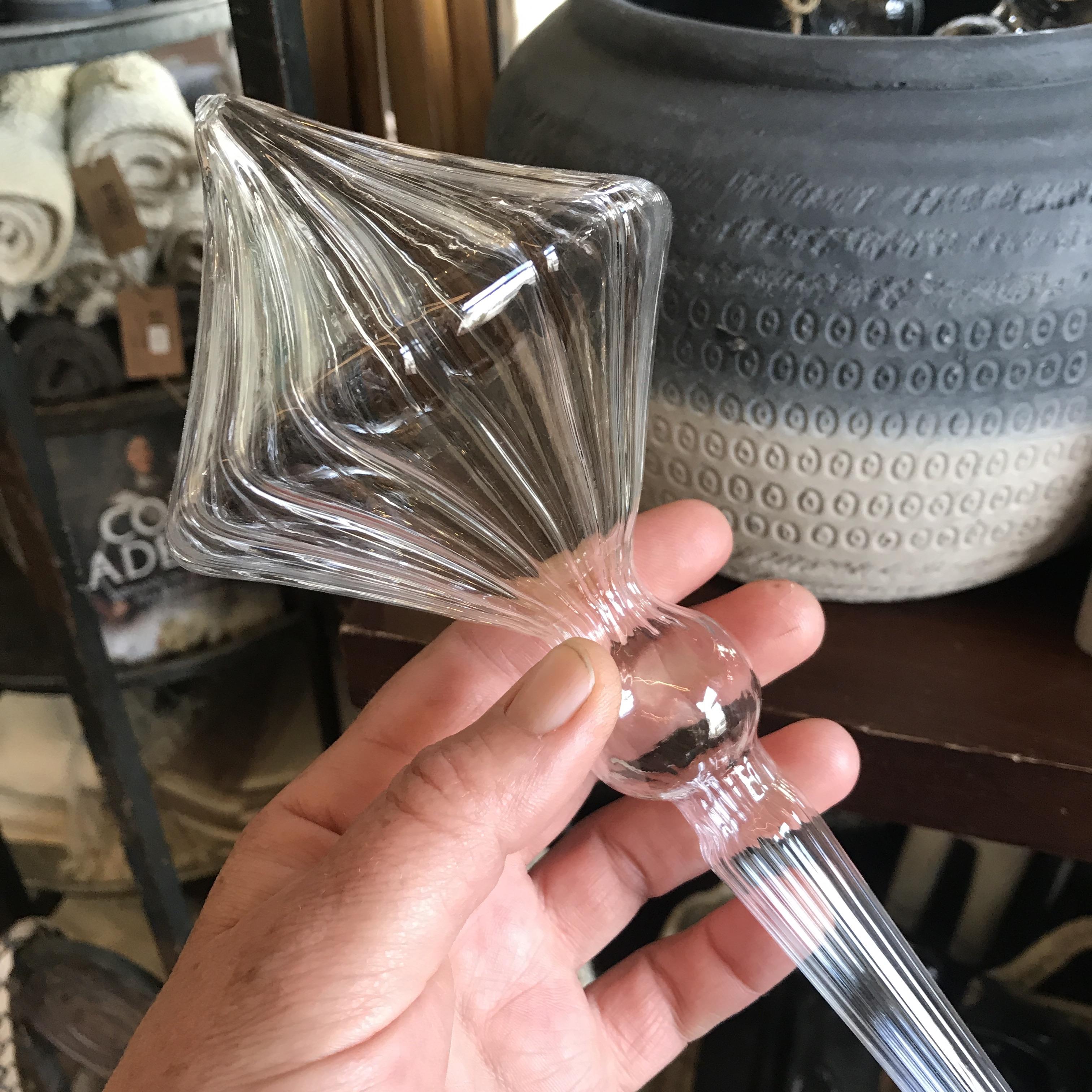 Blomstervanner glass