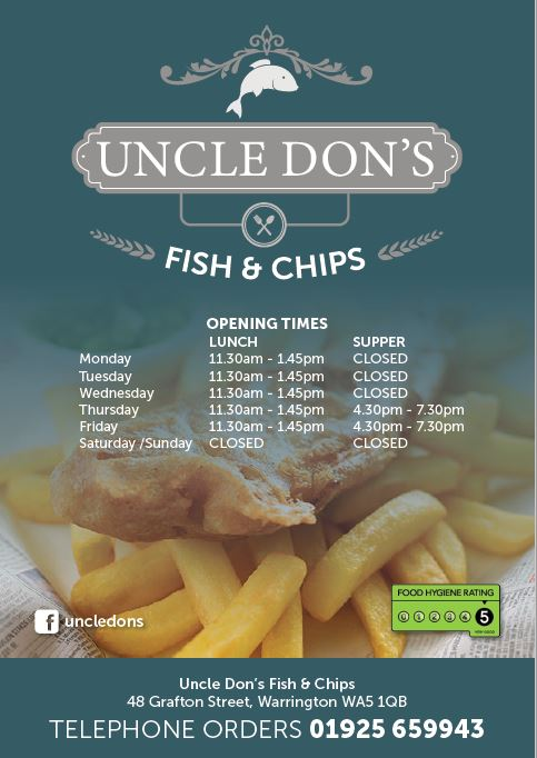 Uncle Dons Fish and Chips
