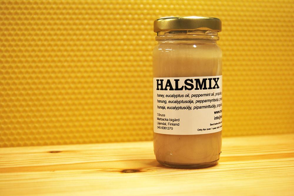 Marbacka Halsmix 110 g, lasipurkki