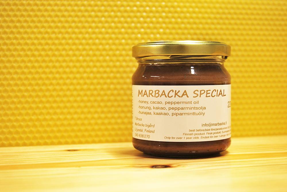 Marbacka Special-hunaja 220g