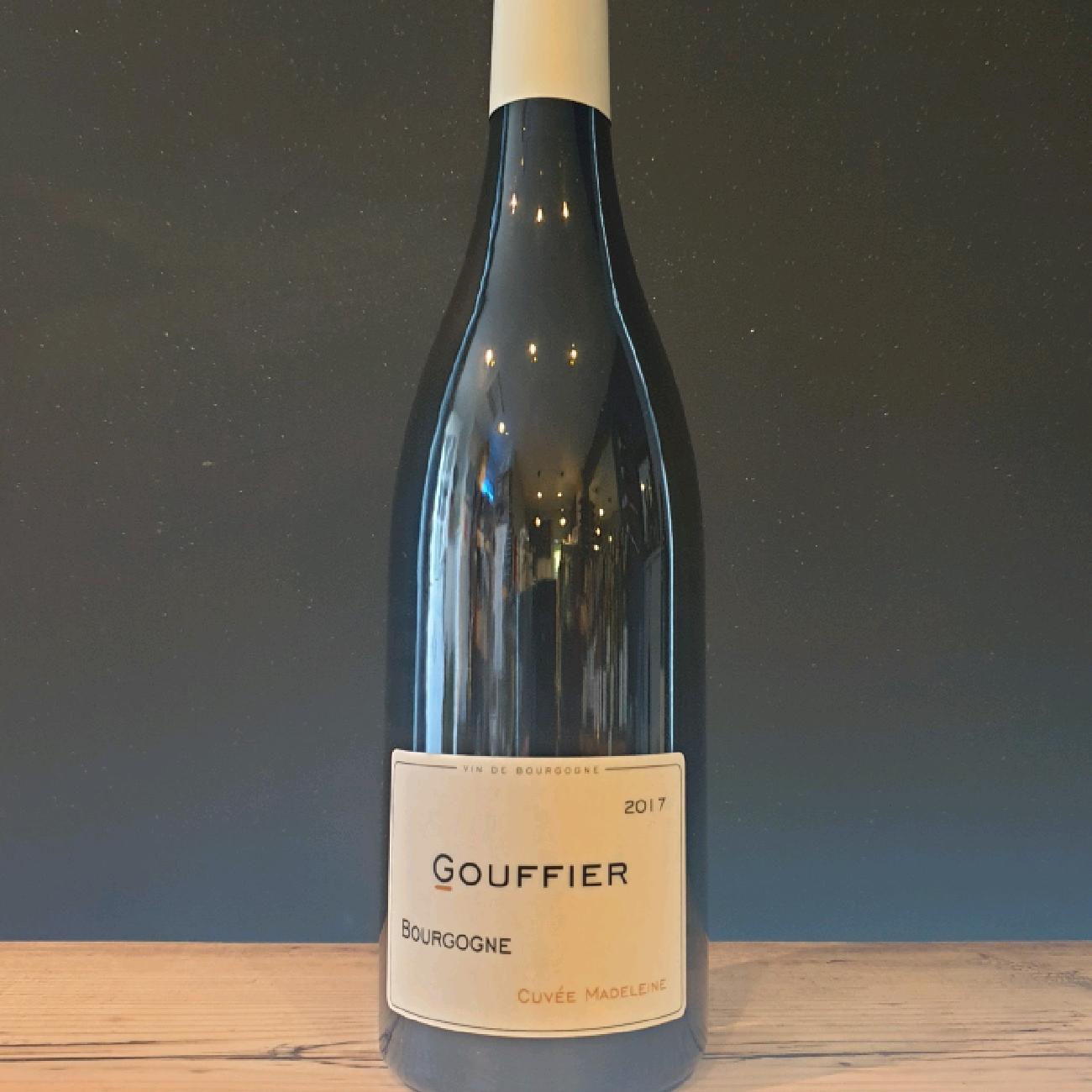 Gouffier Cuvee Madeleine Bourgogne Blanc
