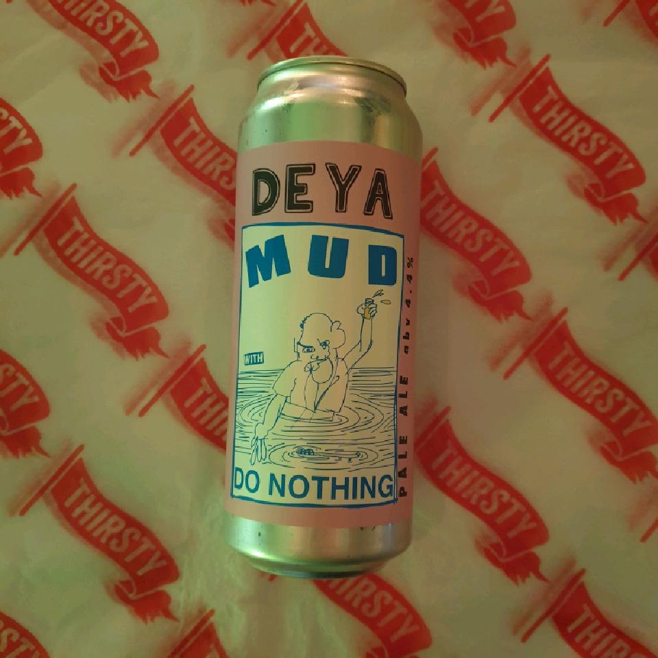 DEYA x Do Nothing | Mud | Band Collab Pale 4.4% 500ml