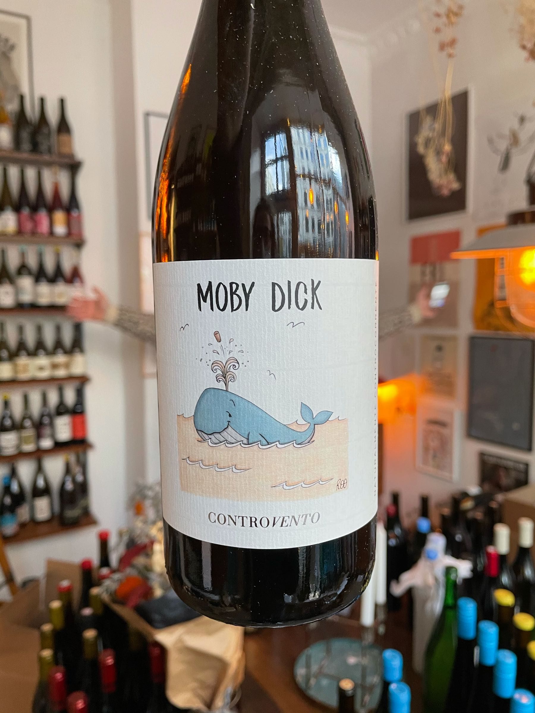 Moby Dick - Controvento