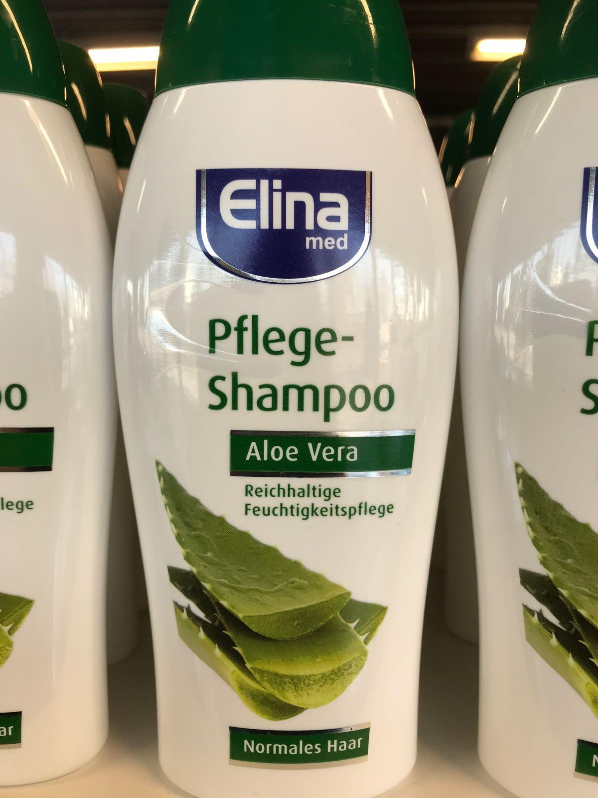 Schampo Aloe Vera 250 ml