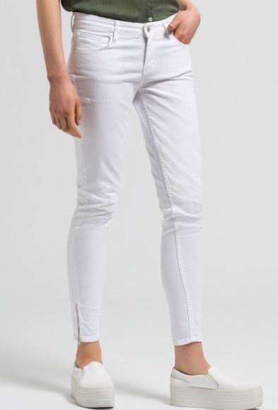 Tilly Cropped White ( Før 679 kr)