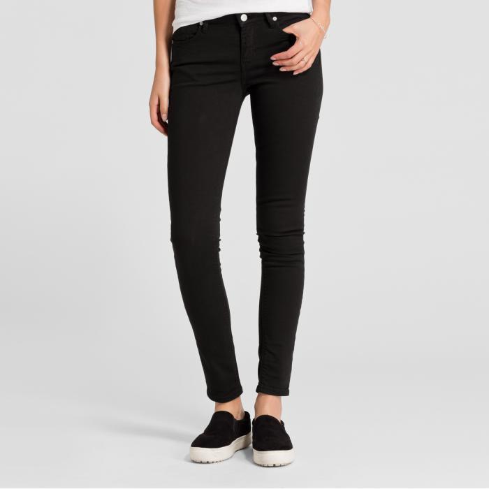 Tilly Slim Fit Jeans Black ( Før 750 kr)