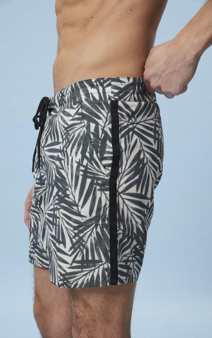 Worton Palm Print SwimSuit ( 769 kr)